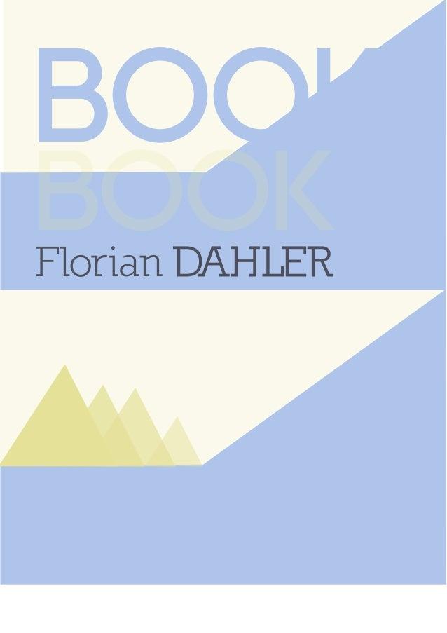 BOOK BOOKFlorian DAHLER