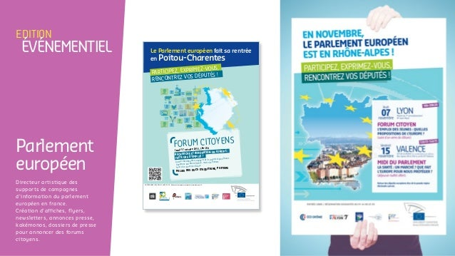 Le Parlement européen fait sa rentrée en Poitou-Charentes PARTICIPEZ, EXPRIMEZ-VOUS, RENCONTREZ VOS DÉPUTÉS ! RecheRche et...
