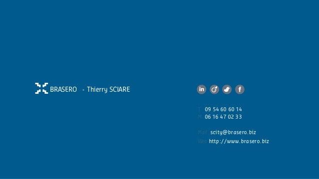 T. 09 54 60 60 14 M. 06 16 47 02 33 Mail scity@brasero.biz Web http://www.brasero.biz brasero > Thierry SCIARE