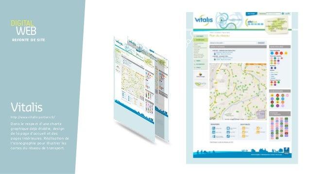Dans le respect d'une charte graphique déjà établie, design de la page d'accueil et des pages intérieures. Réalisation de ...
