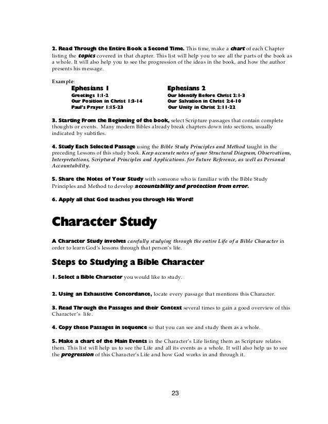 Book of Deuteronomy Read through with Chapter by Chapter Study Questions Bible Study Collections Volume 5