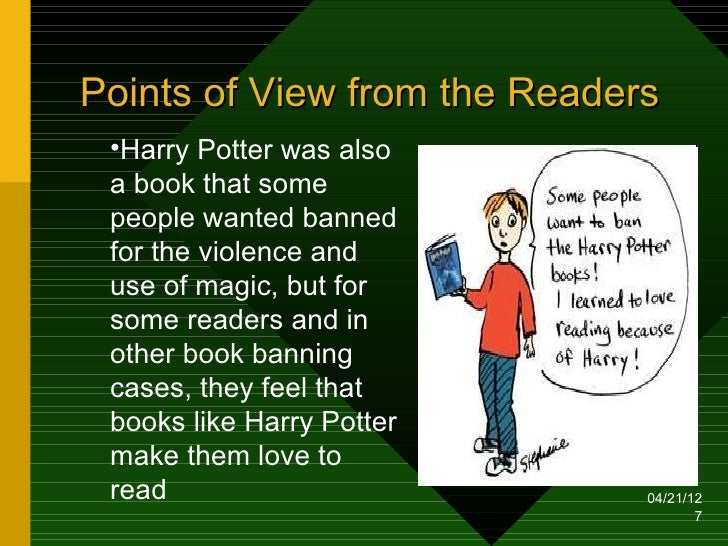 book banning 2 essay Banned books - part 2 - harry potter essay example english don't read this - banned books introduction in america we live in a democratic government, where we choose our leader, where we run our government, where all our amendments are enforced, so why is it that our first amendment is being taken away from us, the.
