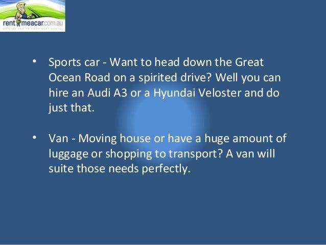 Car Hire Great Ocean Road Luxury