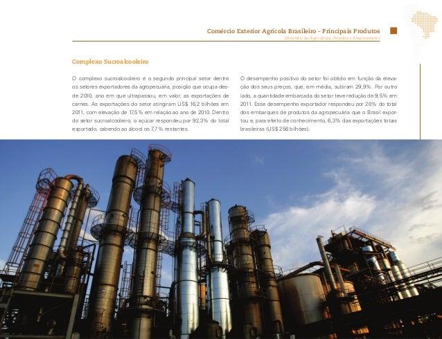 Comércio Exterior Agrícola Brasileiro - Principais Produtos                                                               ...