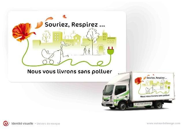 Identité visuelle • Univers de marque www.autourdelimage.com