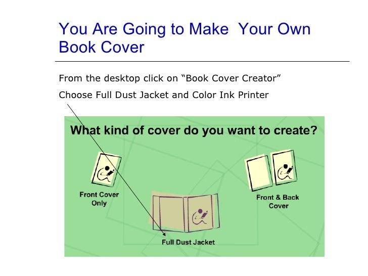 Book Cover Creator ~ Book cover creator