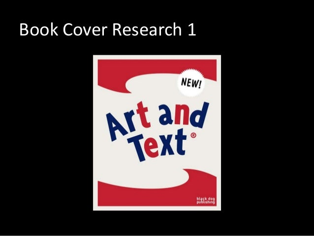 Book Cover Research 1