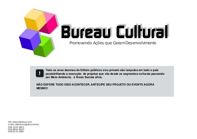 Site: www.valberlucio.com e-mail: valberlucio@yahoo.com.br (98) 3302-1843 (98) 8864-8585 (98) 8233-1980 Promovendo Ações q...