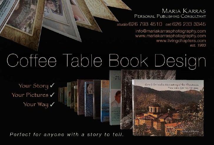 Coffee Table Book Pdf