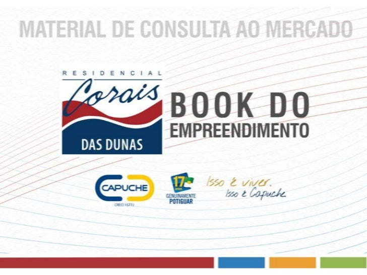 Corais das Dunas - Book Digital