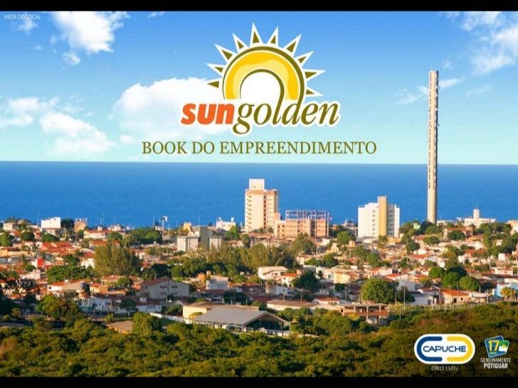 Sun Golden - Book Digital