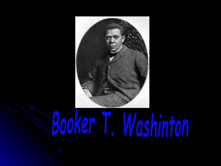 Booker T. Washinton
