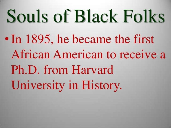 Booker T Washington V Web Dubois