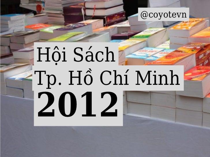 @coyotevnHội SáchTp. Hồ Chí Minh2012