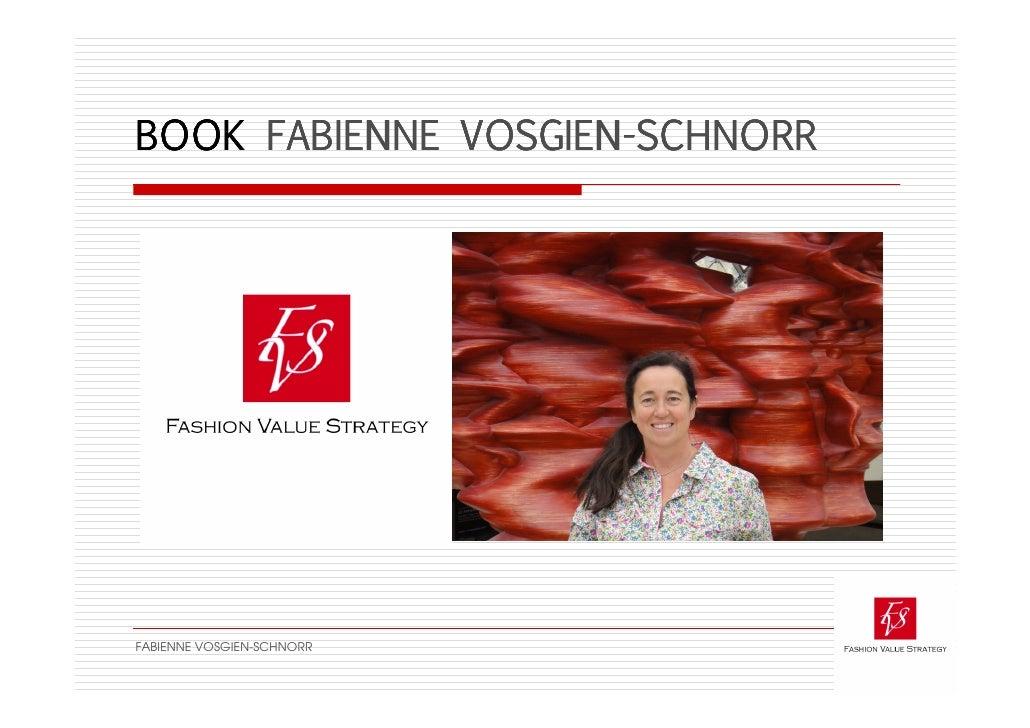 VOSGIEN-BOOK FABIENNE VOSGIEN-SCHNORRFABIENNE VOSGIEN-SCHNORR
