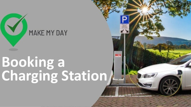 Booking a Charging Station