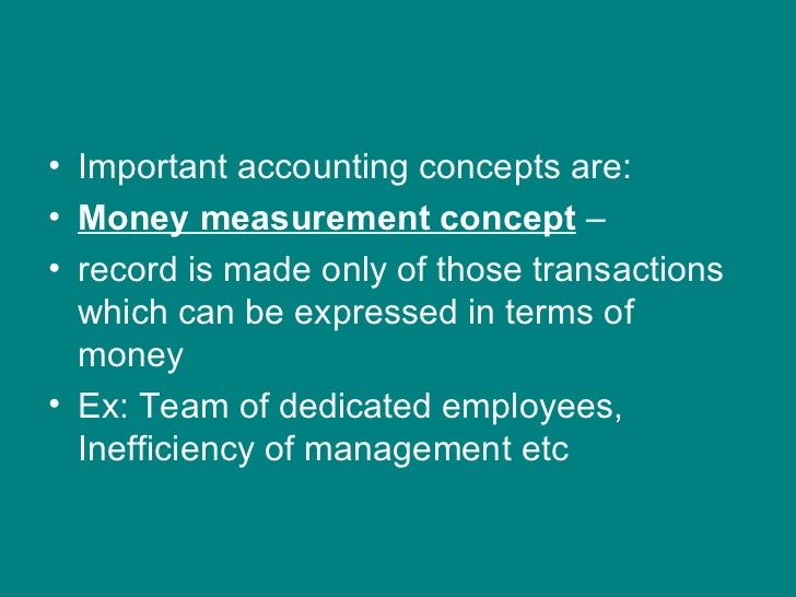 an analysis of the conflicts in accounting concepts There is no conflict between the fundamental accounting principles,,, you may  find different depreciation method that bring different results,.