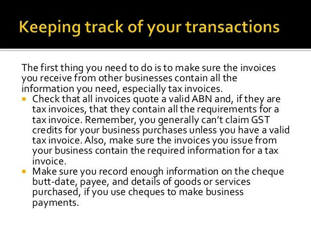  Record keeping for small business Download link onhttp://www.ato.gov.au/download.asp?file=/content/downloads/BUS76494na...