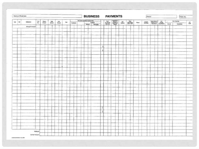 Basic Bookkeeping for vNot-For-Profit Organisations