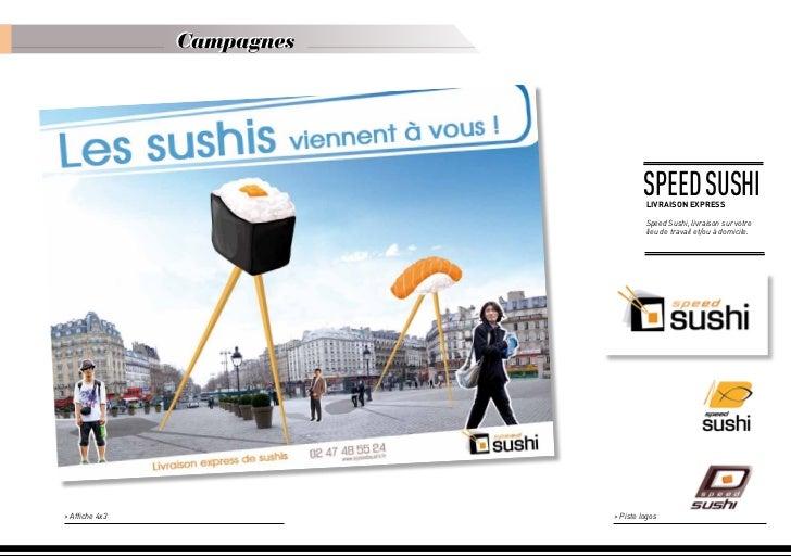 campagnesspEED sUsHila commandeRapide et simplifiée //Site internet> Le menu SPEEDSUSHI