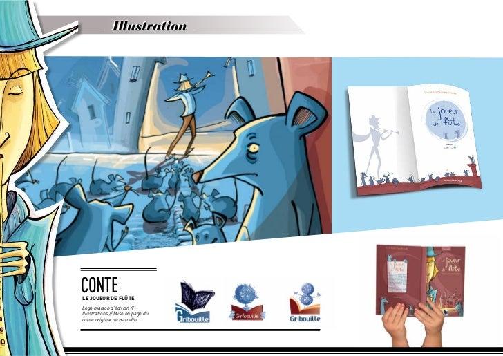 illustration                                                    BcontElivre ludiQueLivre enfant // Concept livreinteractif...