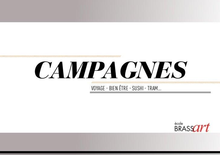 campagnesbErlinagence de voyageAffiches // Annonce presse //Dépliant.                                   > Dépliant 3 volet...