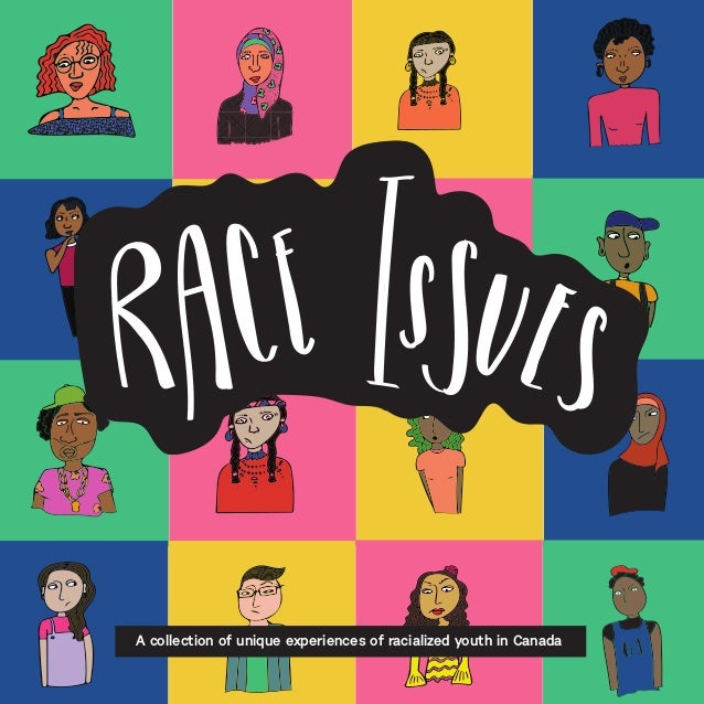 A collection of unique experiences of racialized youth in Canada
