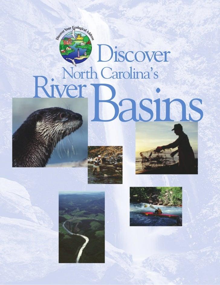Discover  North Carolina'sRiver        Basins