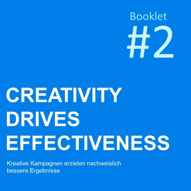 Book Review #2 - The Case for Creativity