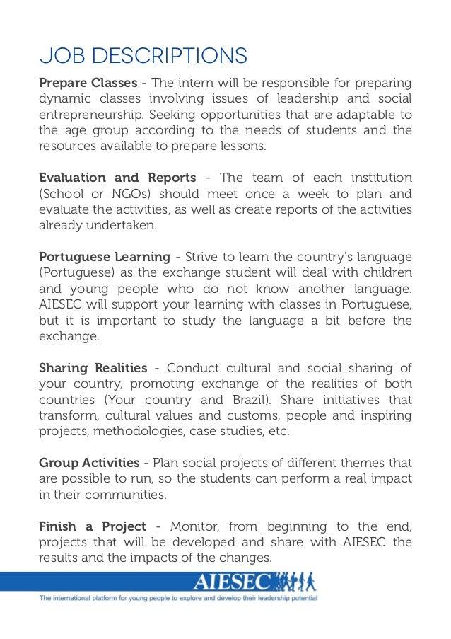 Booklet change yourself home 2015 structure schedule 15 job descriptions prepare classes solutioingenieria Images