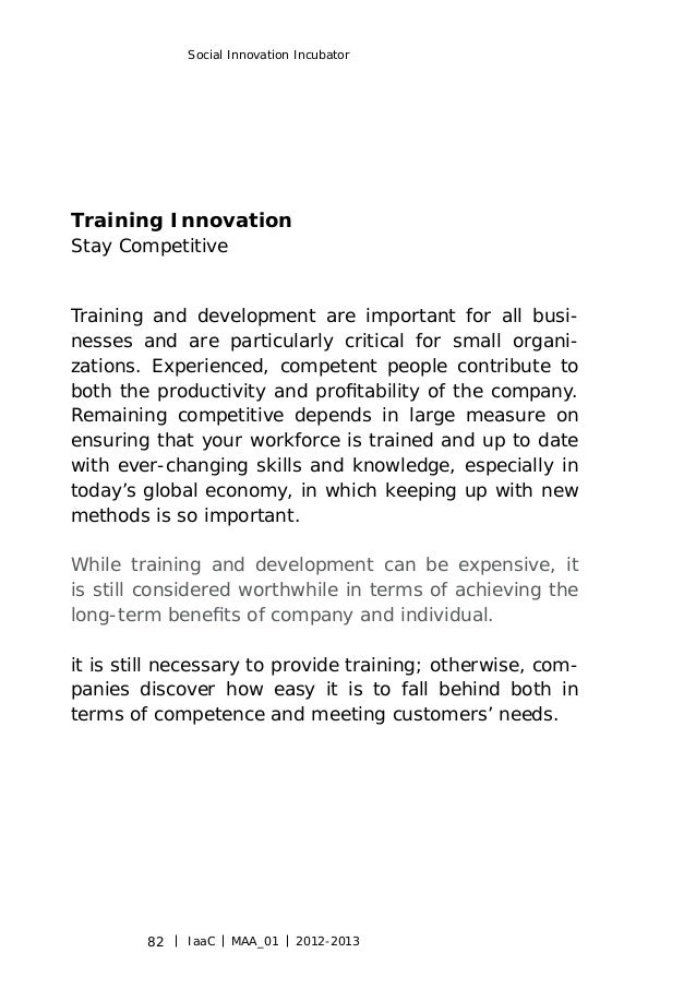 Self Sufficient Building   Social Innovation Incubator