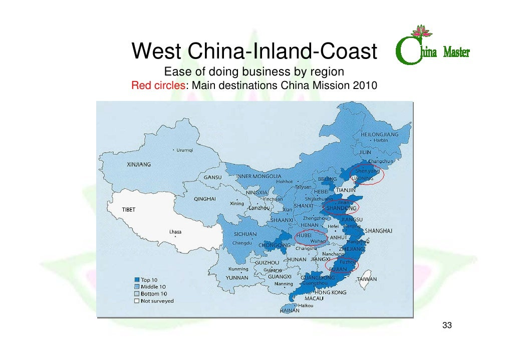 Doing business in china essay