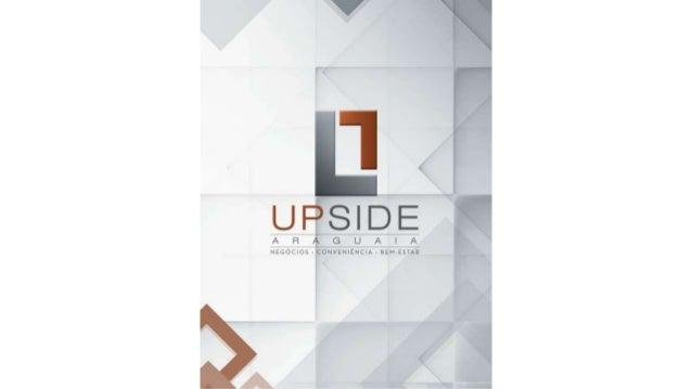 UPSIDE Araguaia - Book Luxo Peq.