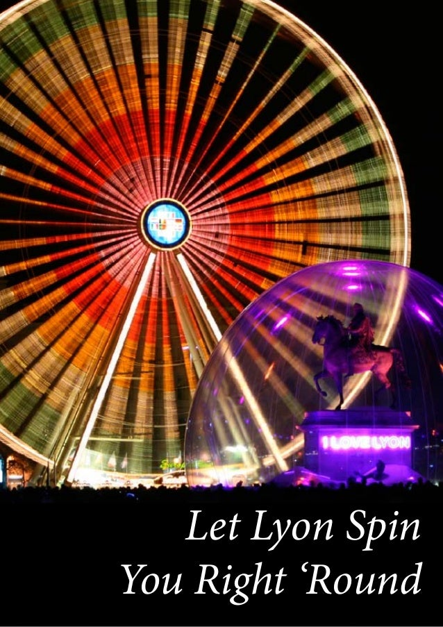 Let Lyon Spin You Right 'Round