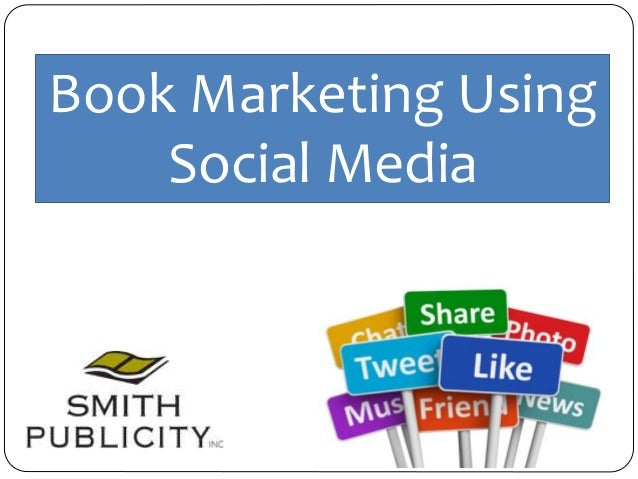 Book Marketing Using Social Media