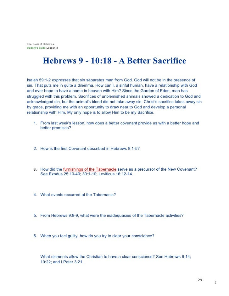 Jesus is Better: A Study of the Book of Hebrews