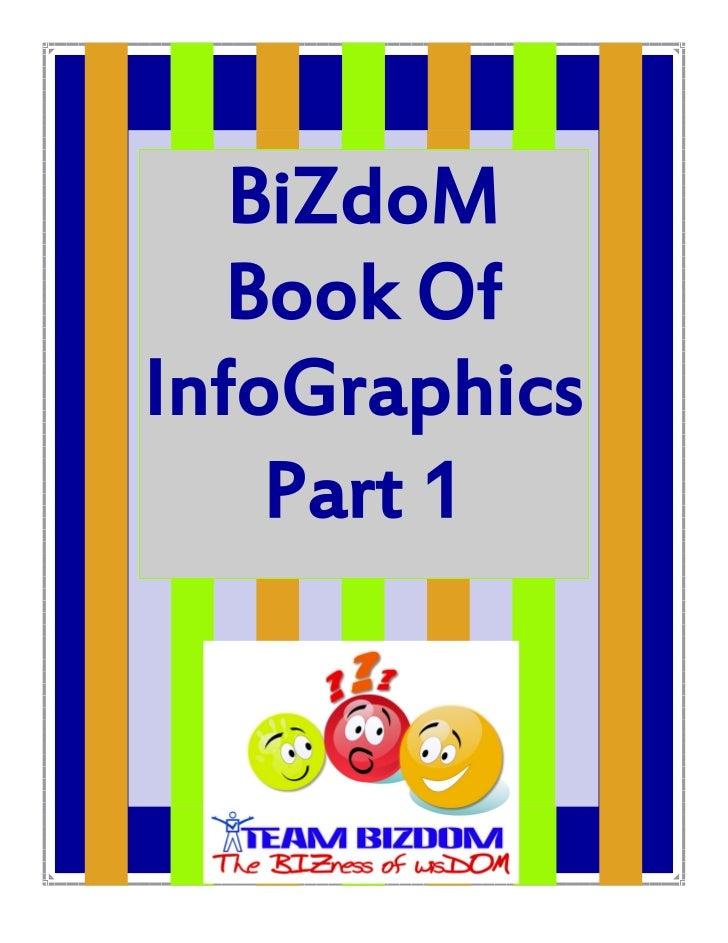 BiZdoM   Book OfInfoGraphics    Part 1
