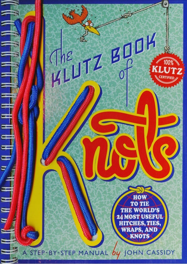 KLUTZ                           is a kids company staffed entirely                                by real human beings. We...