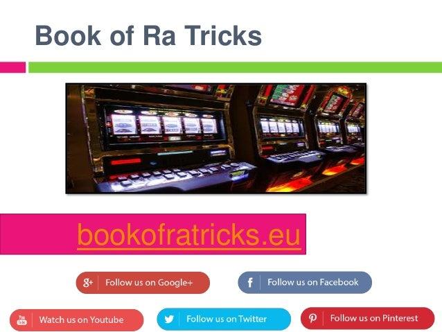 book of ra beste tricks