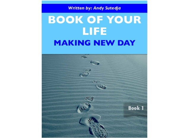 Book of your life ( Indonesian version )