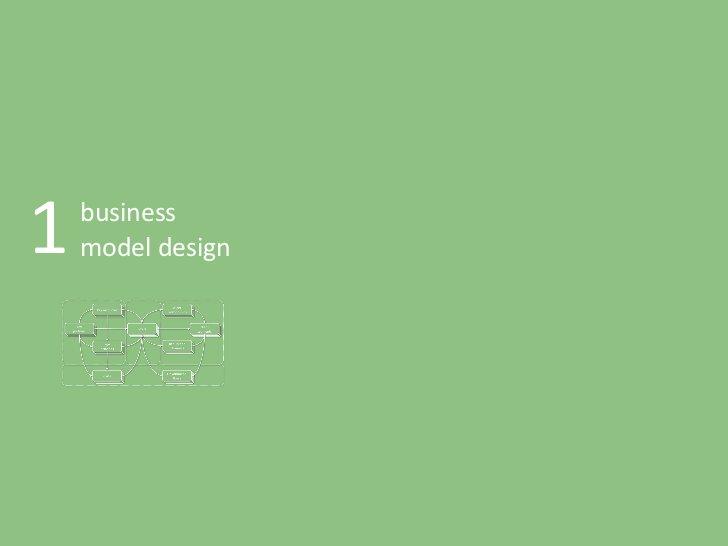 business model design 1