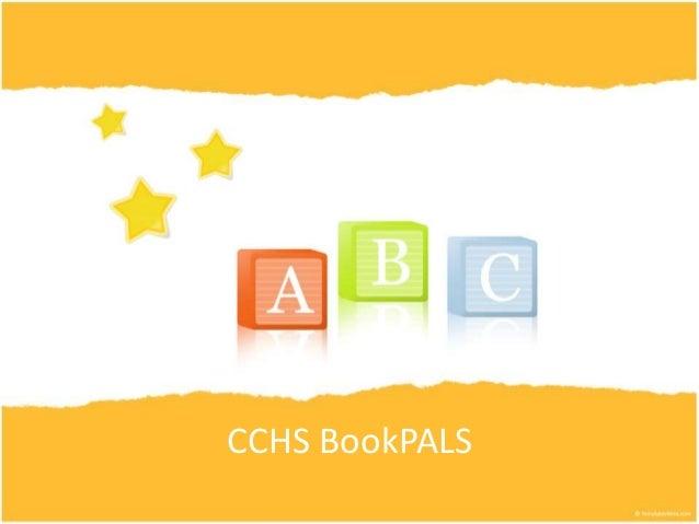 CCHS BookPALS