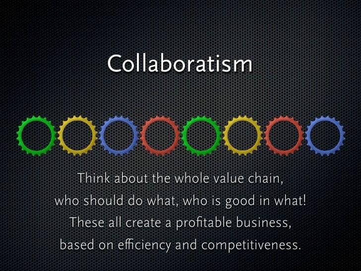 Collaboration       = The Beginning