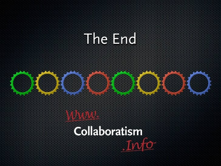 """""""Collaboratism shows us the amazingly tight integration and collaboration between design, test, and assembly engineers and..."""