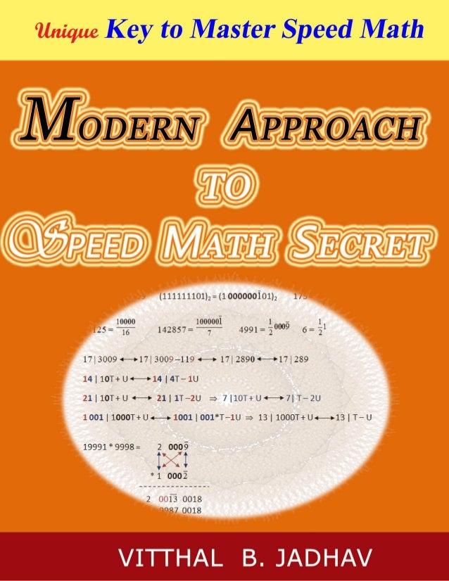 Key to Master Mathematics / Innovative way to learn math