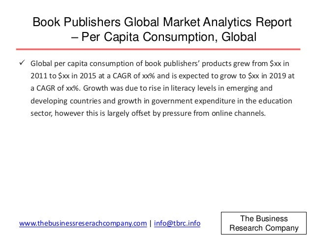 U.S. Book Industry/Market - Statistics & Facts