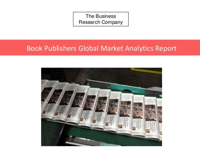 Global book publishing industry report