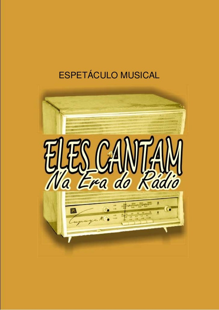 ESPETÁCULO MUSICAL