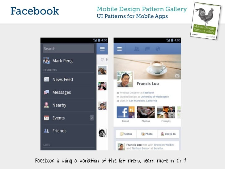 design android apps