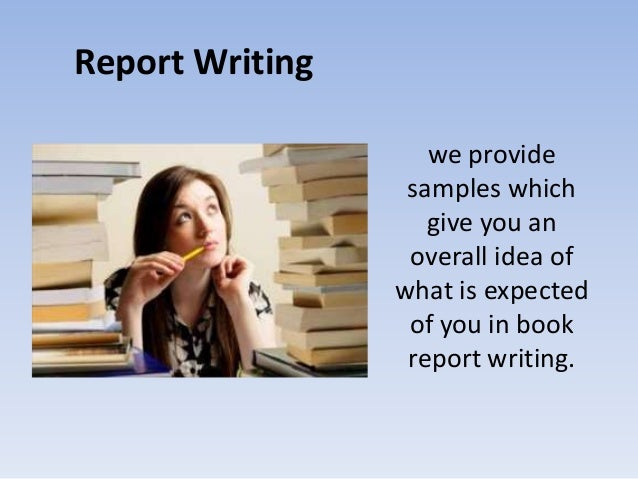 Non Plagiarised Book Report Writing Services